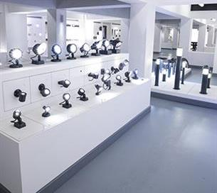 New Showroom: Ready For Visitors